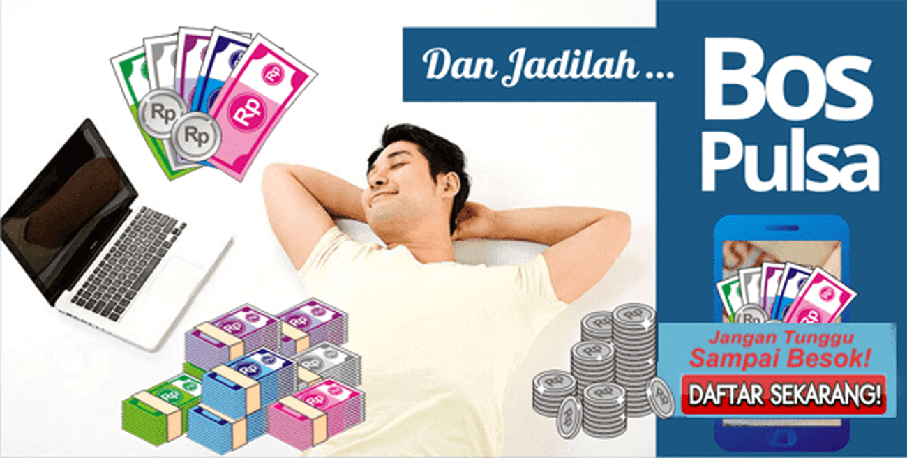 Reseller Pulsa Inject Data Termurah