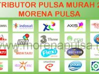 distributor pulsa 2018
