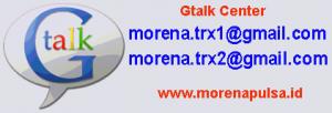 Transaksi Isi Pulsa Via Gtalk Di Morena Pulsa