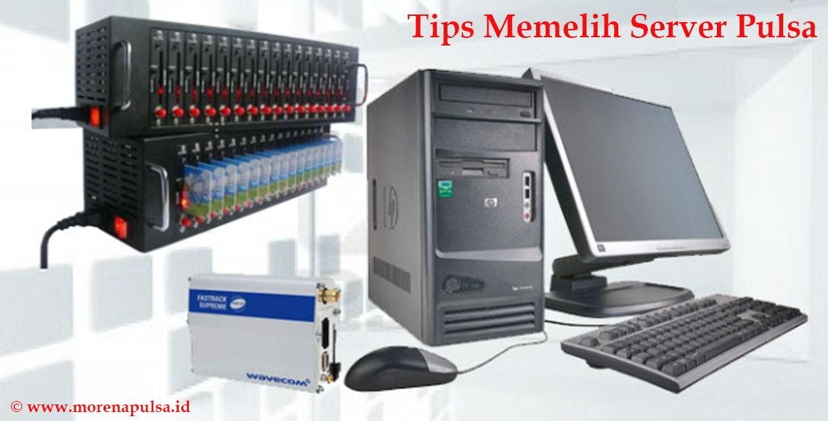 5 Tips Memilih Server Pulsa Yang Bagus Dan Bisa Dipercaya