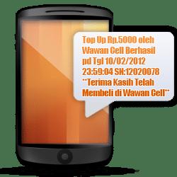 Cara Mengaktifkan Fitur SMS Buyer Di Morena Pulsa