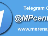 telegram center