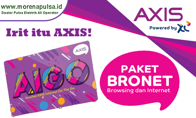 Paket Internet/Kuota Axis Murah