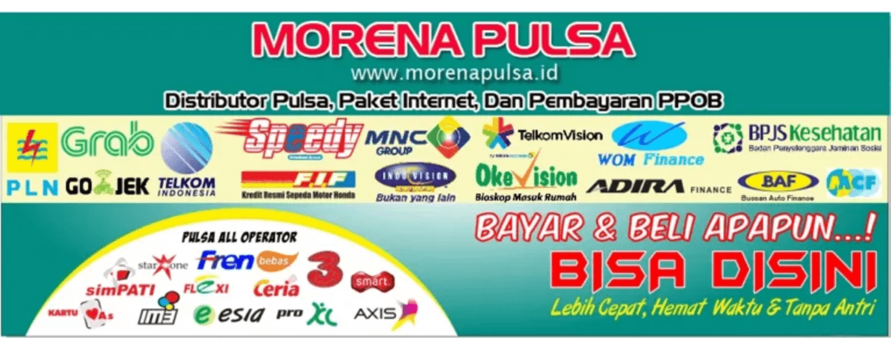 Software Penjualan Pulsa All Operator